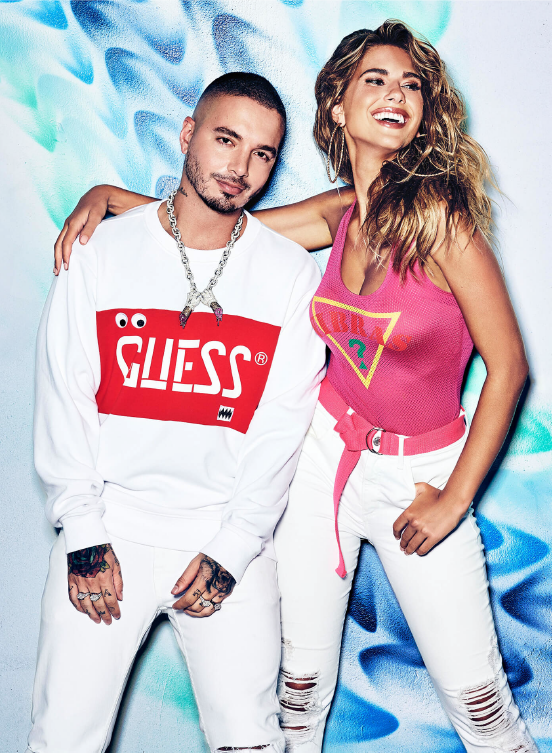 GUESS VIBRAS  BY J BALVIN